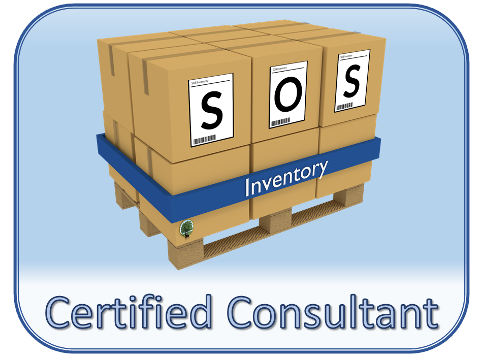 SOS Inventory Certified Consultant